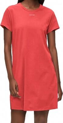 Nachthemd QS6703Ez21 Pink Calvin Klein