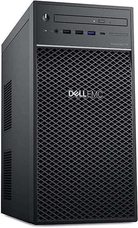 Server Dell PowerEdge T40 with OS