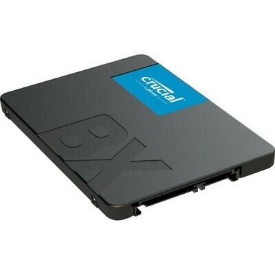 Crucial BX500 480GB 3D NAND SATA 2.5 SSD