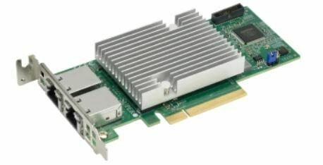 Supermicro AOC-STG-B2T-O 10GB Network Adaptor