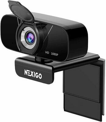 MiniCam Full HD 1080P Webcam
