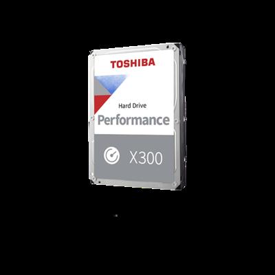 Toshiba 4GB HDD X300