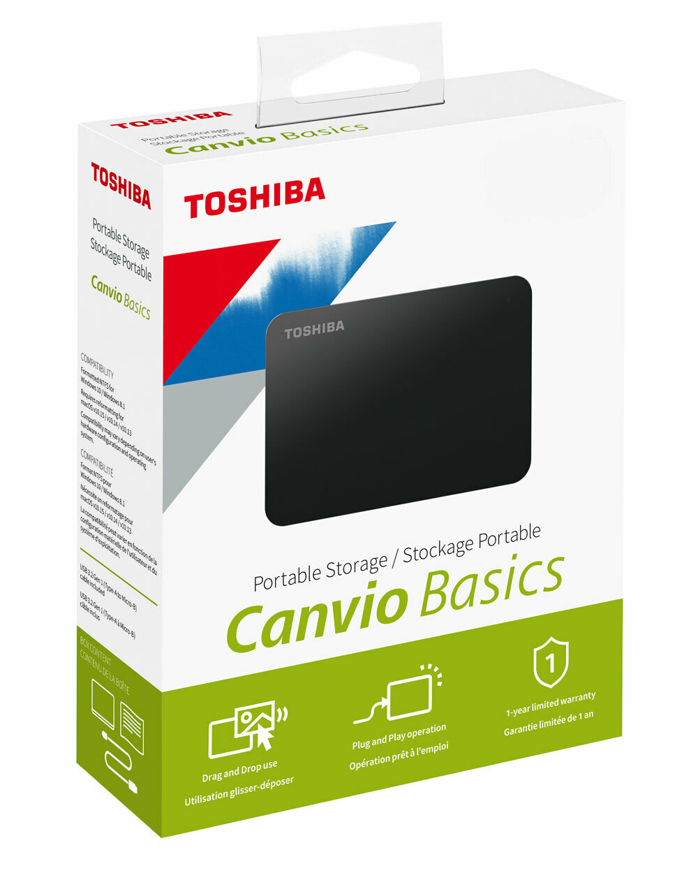 Toshiba Canvio 2TB