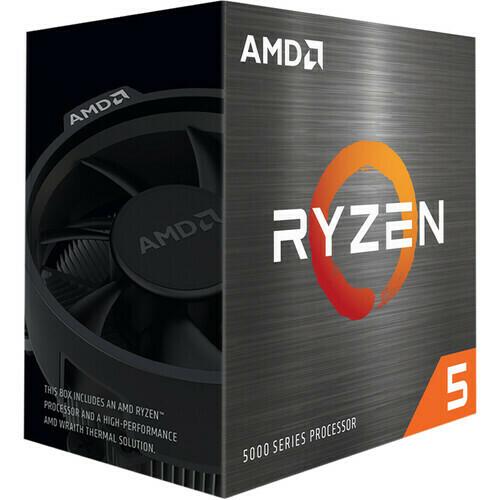 AMD Ryzen 5 5600X 3.7 GHz Six-Core AM4 CPU
