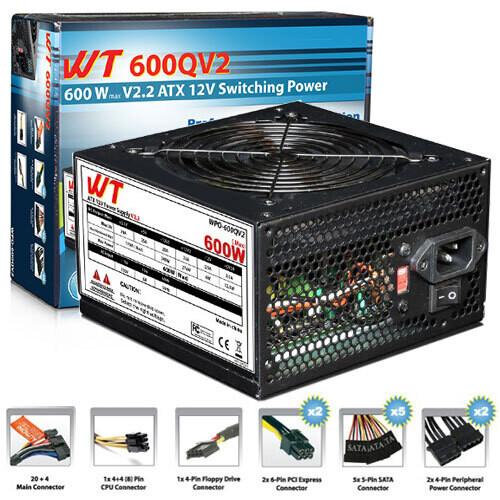 WT 600 Watts - WPO-600QV2