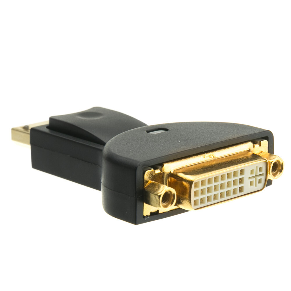 DisplayPort-M to DVI-D F