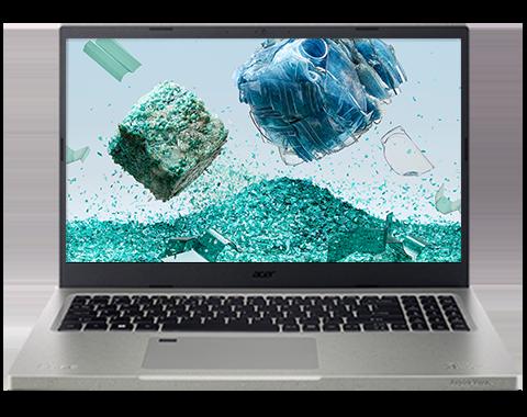 Aspire Vero Green Laptop