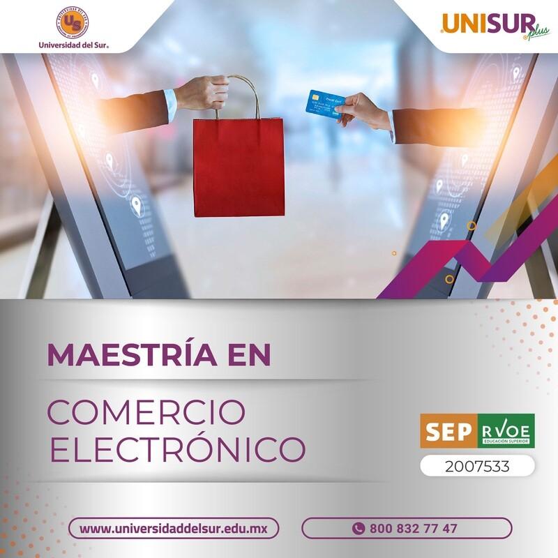 Maestría en Comercio Electrónico Inscripción