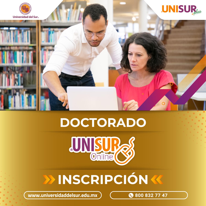 Unisur Online Doctorado Inscripción