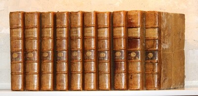 MILLER, Philippe & CHAZELLES, M. de.- Dictionnaire des Jardiniers, 1785-1790.
