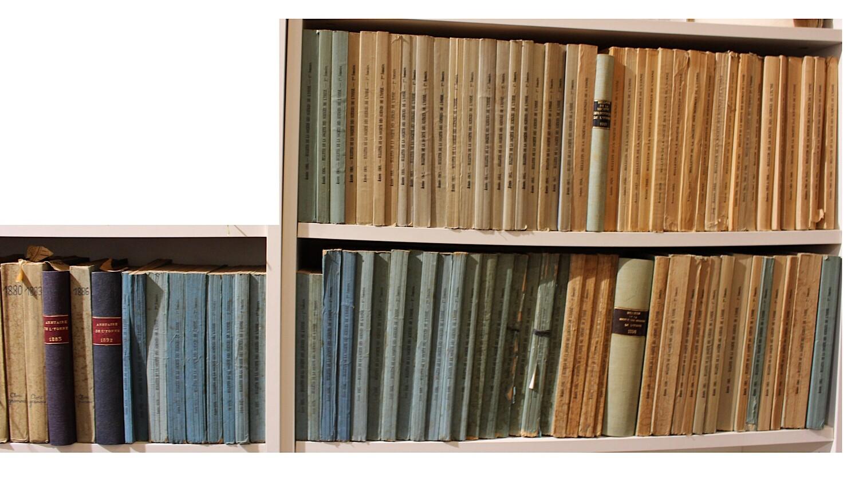 YONNE. Bulletin de la Société des sciences historiques et naturelles de l'Yonne, 1871 à 1995.