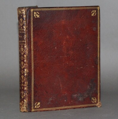 """ABBAYE DE LA TRAPPE. """"Description du plan de l'abbaye de la Trappe en 1708."""""""