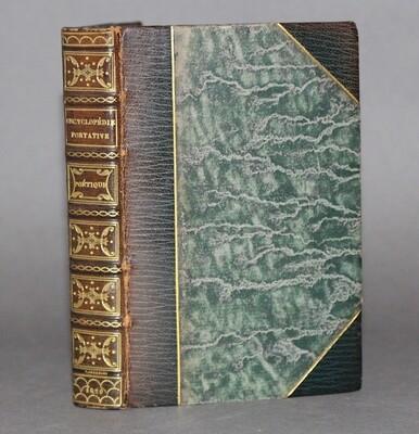 VIOLLET-LE-DUC.- Précis d'un traité de poétique et de versification..., 1829