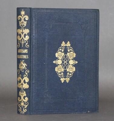 FOUCAUD.- Les Artisans illustres, 1841