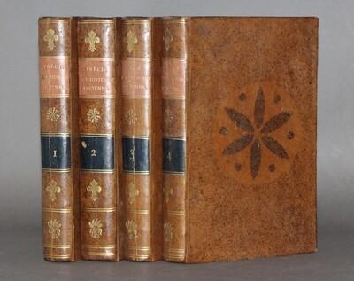 ROLLIN, Charles & ROYOU, Jacques-Corentin. Précis de l'histoire ancienne, 1811. Édition la plus complète.