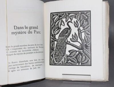 SAY (MORIN-JEAN illustrateur).- Chapelles ardentes..., 1921.