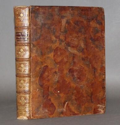 COUTUME. AUXERRE, 1749. NÉE DE LA ROCHELLE.- Commentaires sur la coutume du bailliage et comté d'Auxerre.