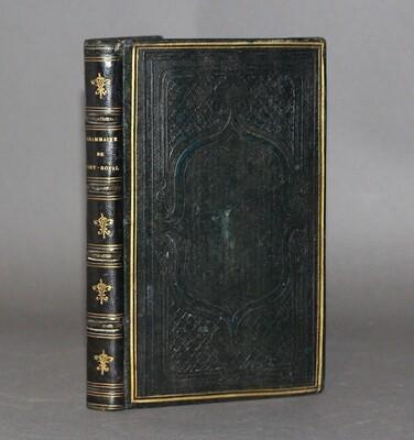 [GRAMMAIRE. Port-Royal, 1845]. Grammaire générale et raisonnée de Port-Royal.