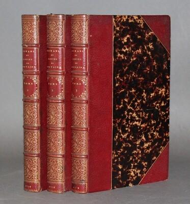 VOLTAIRE.- Romans et contes, 1778.