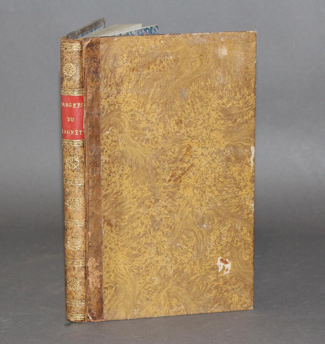 LOMBARD.- Les Dangers du magnétisme animal..., 1819. Edition originale.