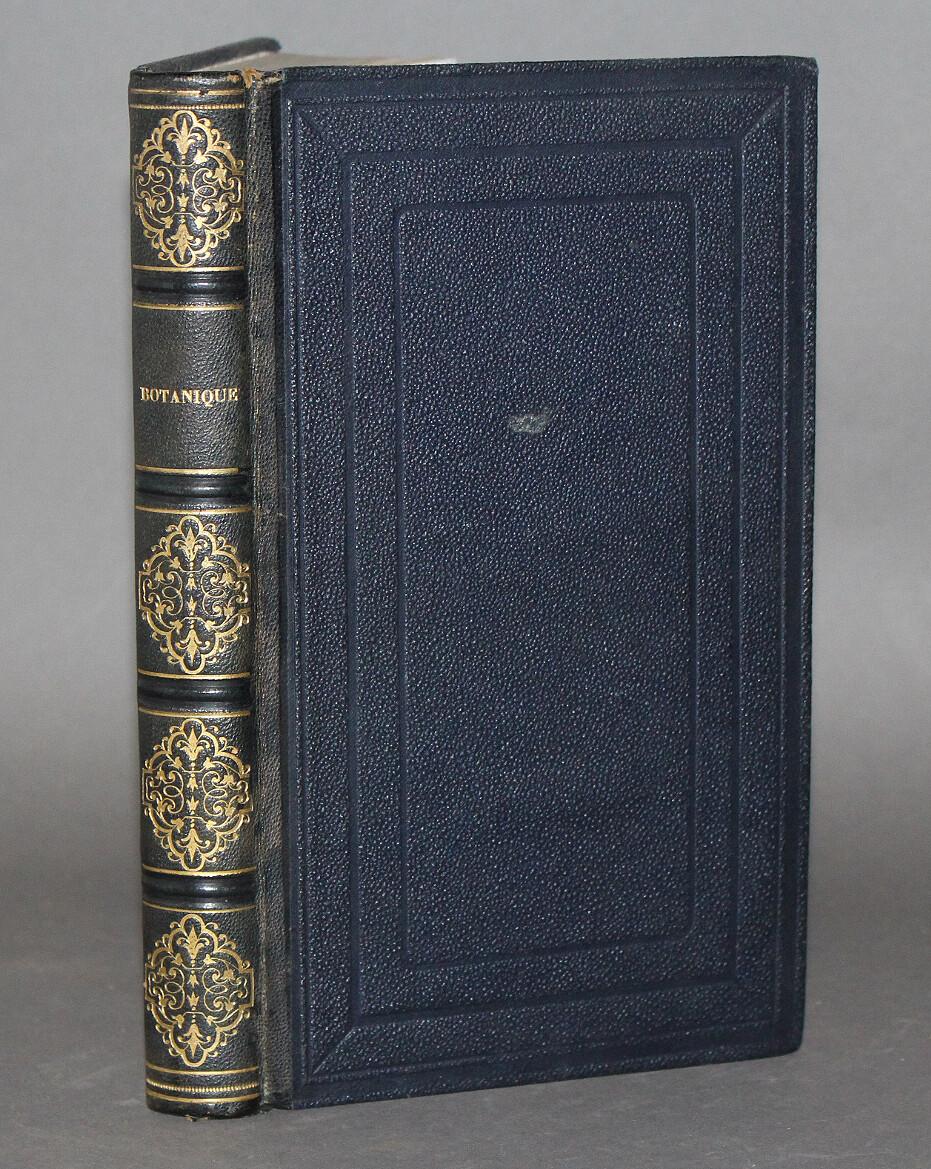 JÉHAN.- Botanique et physiologie végétale, 1859.