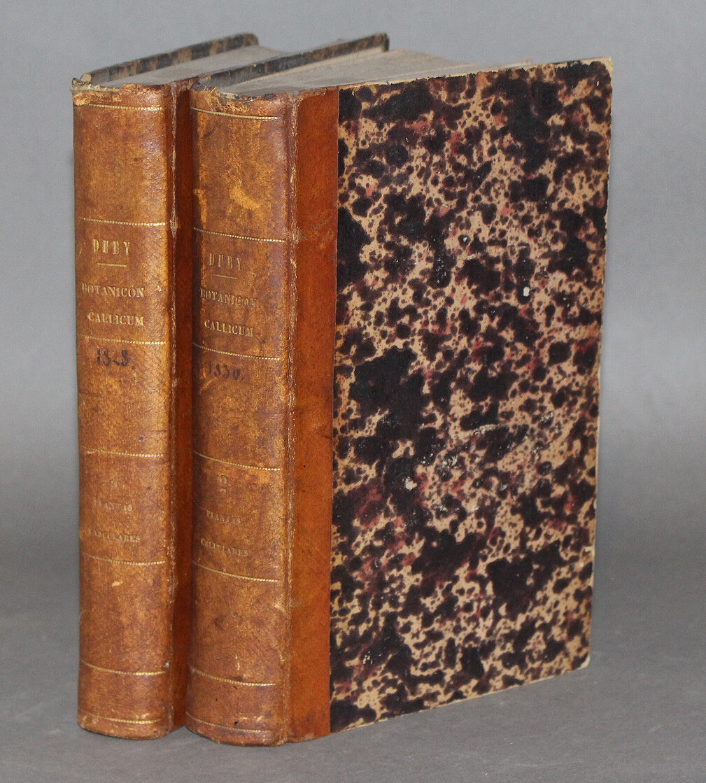 CANDOLLE.- Botanicon Gallicum..., 1828-1830.