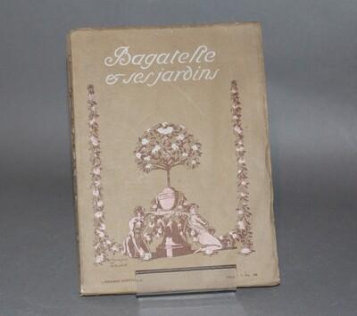 BAGATELLE et ses jardins, 1910
