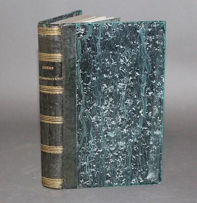 DU BREUIL.- Cours élémentaire théorique et pratique d'Arboriculture, 1850.