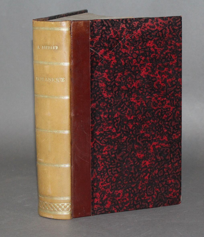 RICHARD.- Nouveaux éléments de botanique..., 1838.
