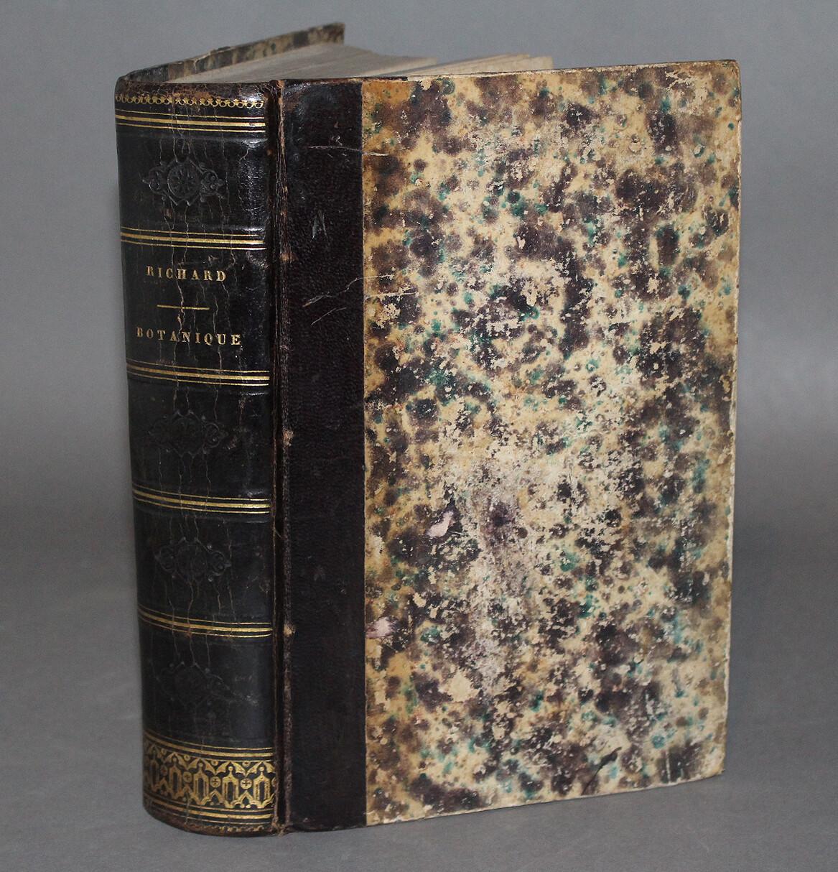 RICHARD.- Nouveaux Eléments de Botanique..., 1846. Septième édition.