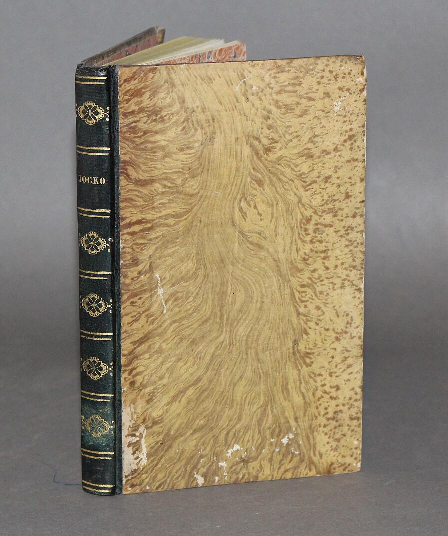 POUGENS.- Jocko, 1824. Édition originale de cet ouvrage rare relatif au singe Jocko qui engendra un phénomène de mode sous Charles X.