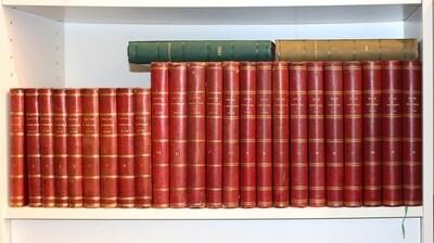 REVUE HORTICOLE. Journal d'horticulture pratique, 1852-1895.