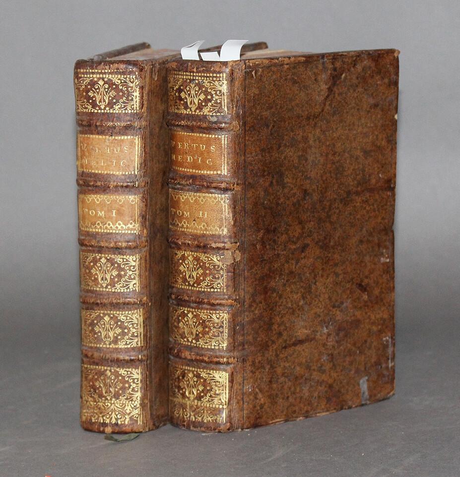 [MÉDECINE]. Les vertus médicinales de l'eau commune, 1729-1730.