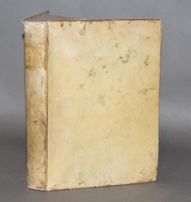 HALES & BUFFON (traducteur).- La Statique des végétaux et l'analyse de l'air, 1735. Édition originale de la traduction française par Buffon, elle est ornée de 10 planches gravées.