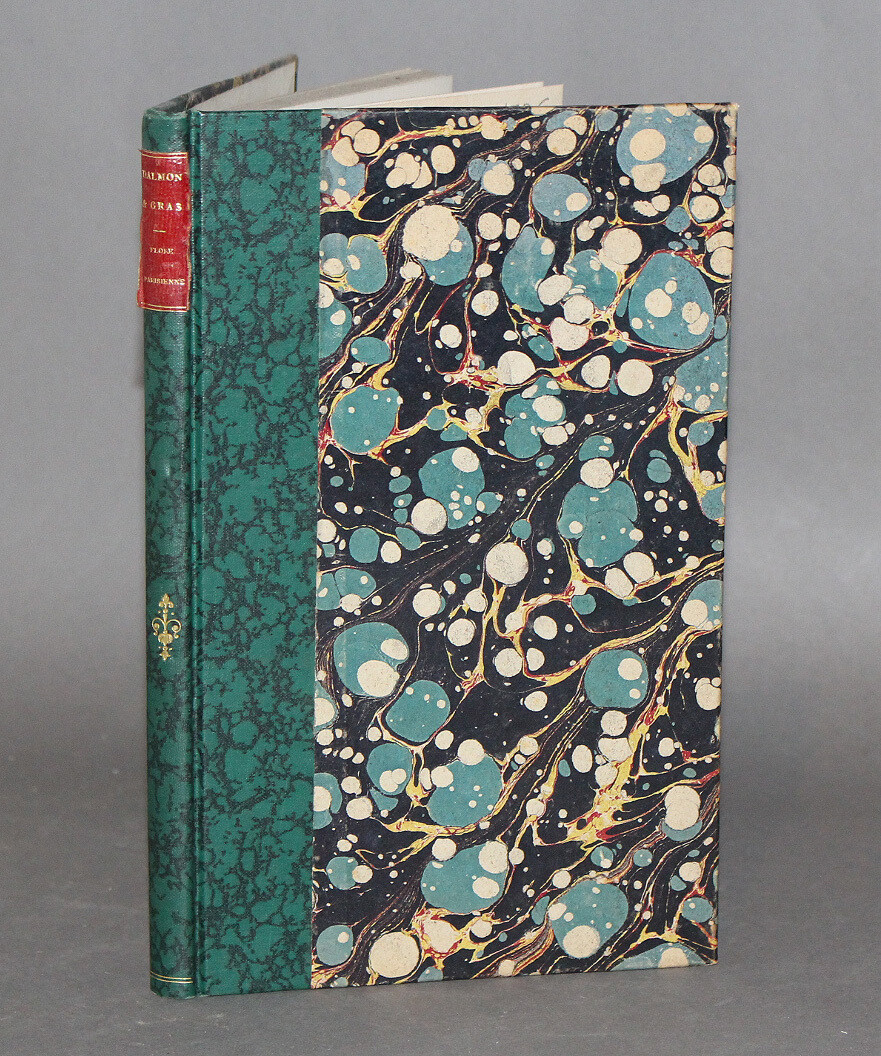 DALMON & GRAS.- Promenades botaniques dans la flore parisienne, 1877. Édition originale.
