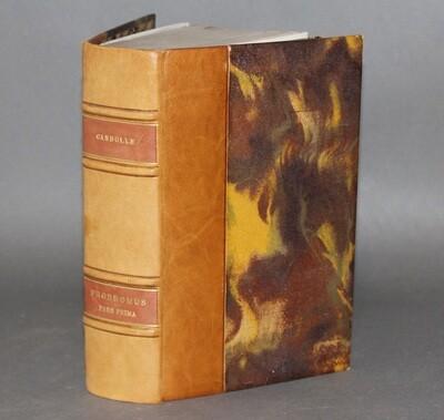 CANDOLLE.- Prodromus systematis naturalis regni vegetabilis... Pars prima, 1824. Édition originale.
