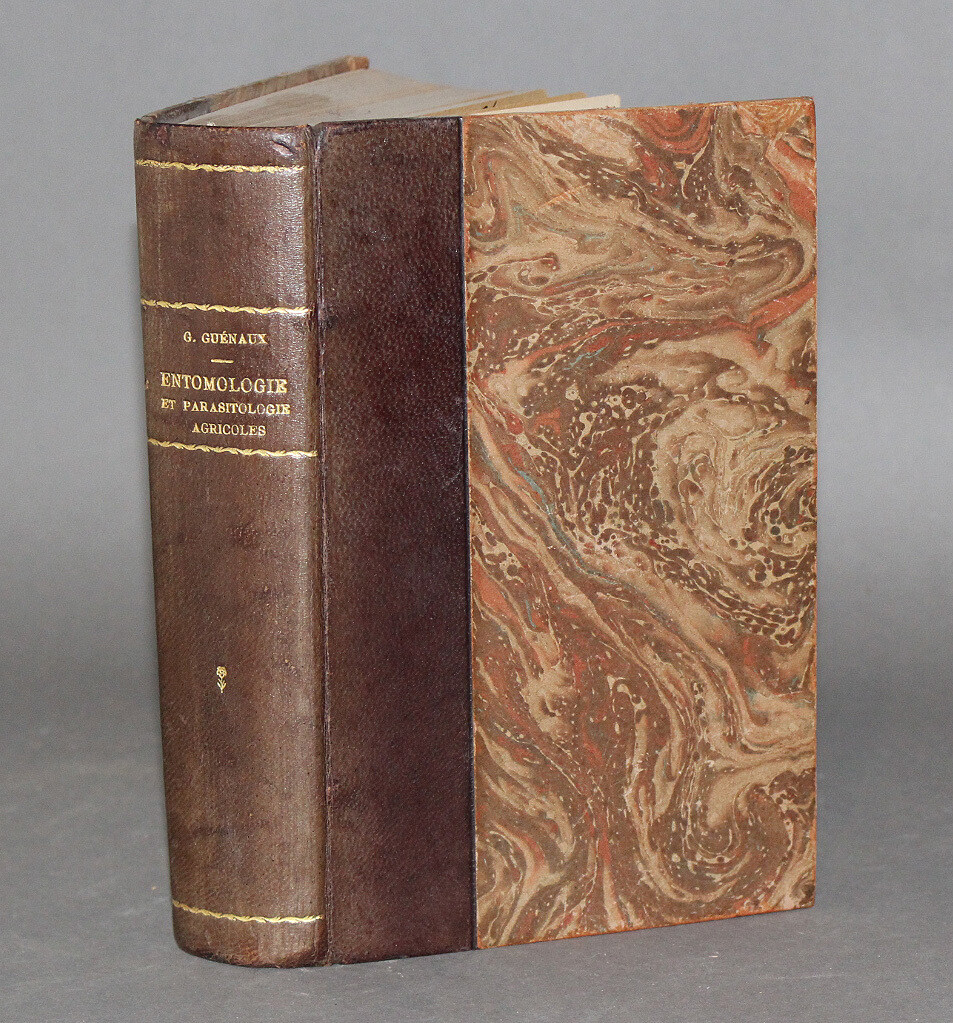 GUÉNAUX.- Entomologie et parasitologie agricoles, 1922.