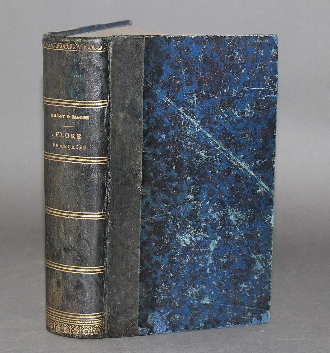 GILLET & MAGNE.- Nouvelle Flore française, 1868.