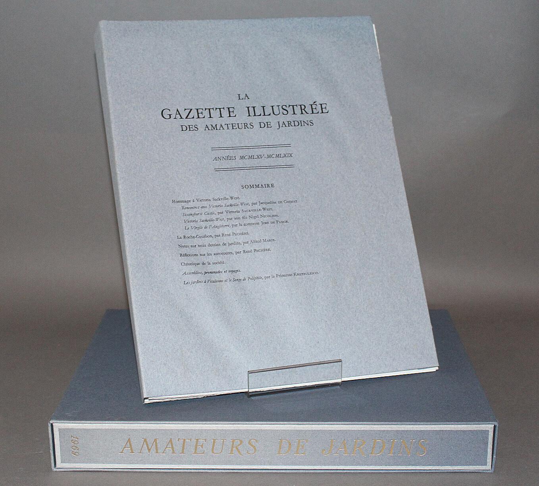 Gazette illustrée des Amateurs de Jardins. 1965-1969.
