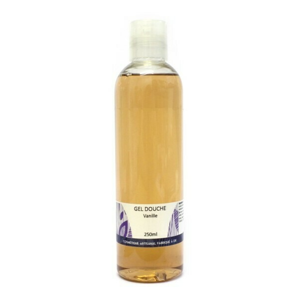 Gels douches 250 ml VANILLE