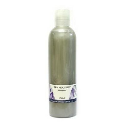 Bain moussant 250 ml MONSIEUR