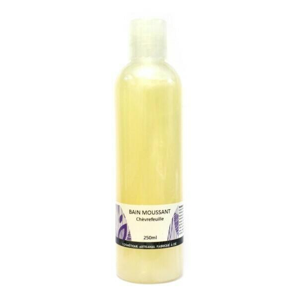 Bain moussant 250 ml CHEVREFEUILLE