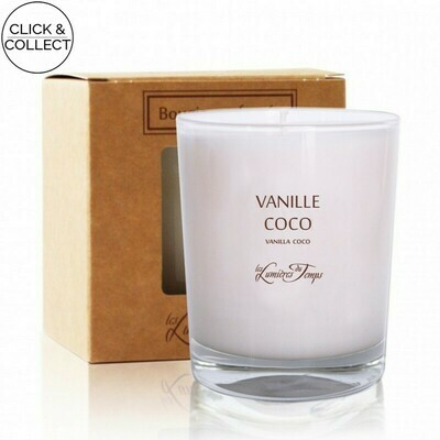 Bougie 180gr - Vanille-Coco