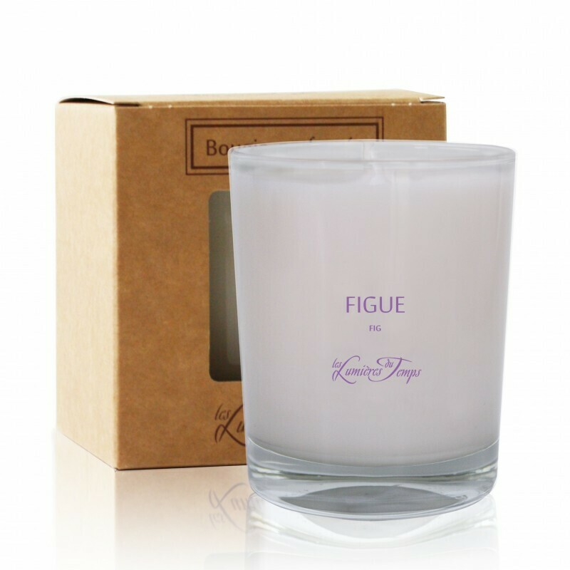 Bougie 180gr - FIGUE