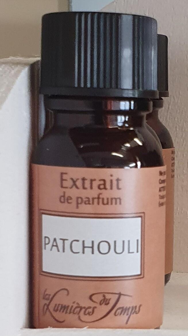 Extrait de parfum Patchouli