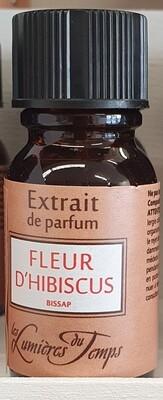 Extrait de parfum FLEUR HIBISCUS