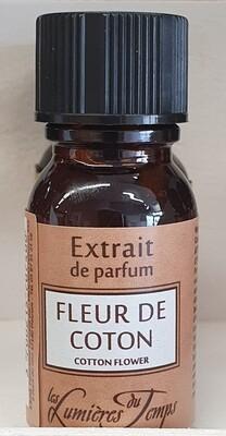Extrait de parfum FLEUR DE COTON