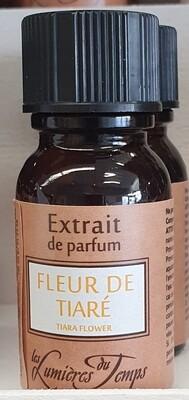 Extrait de parfum Fleur de Tiaré