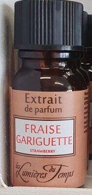 Extrait de parfum FRAISE