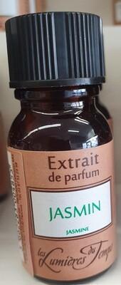 Extrait de parfum JASMIN